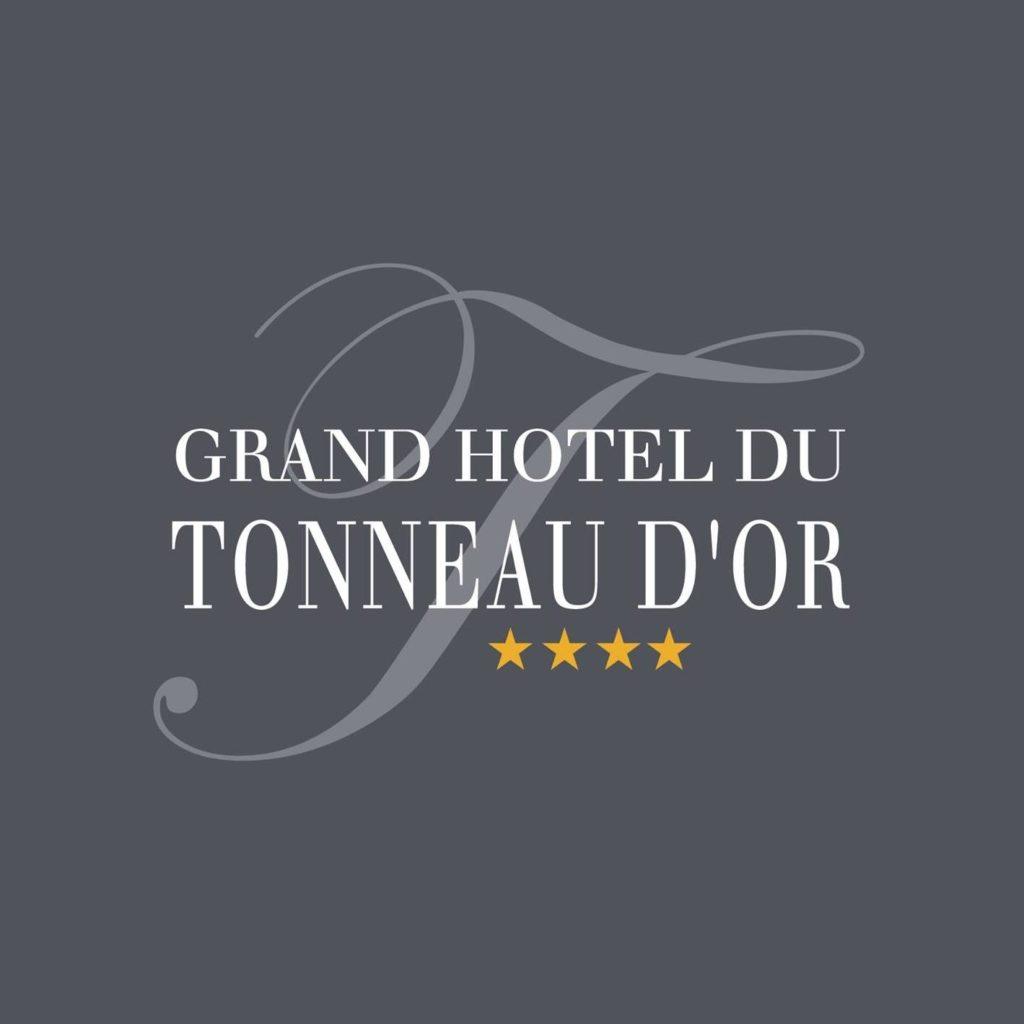 Logo Grand Hôtel Tonneau d'Or
