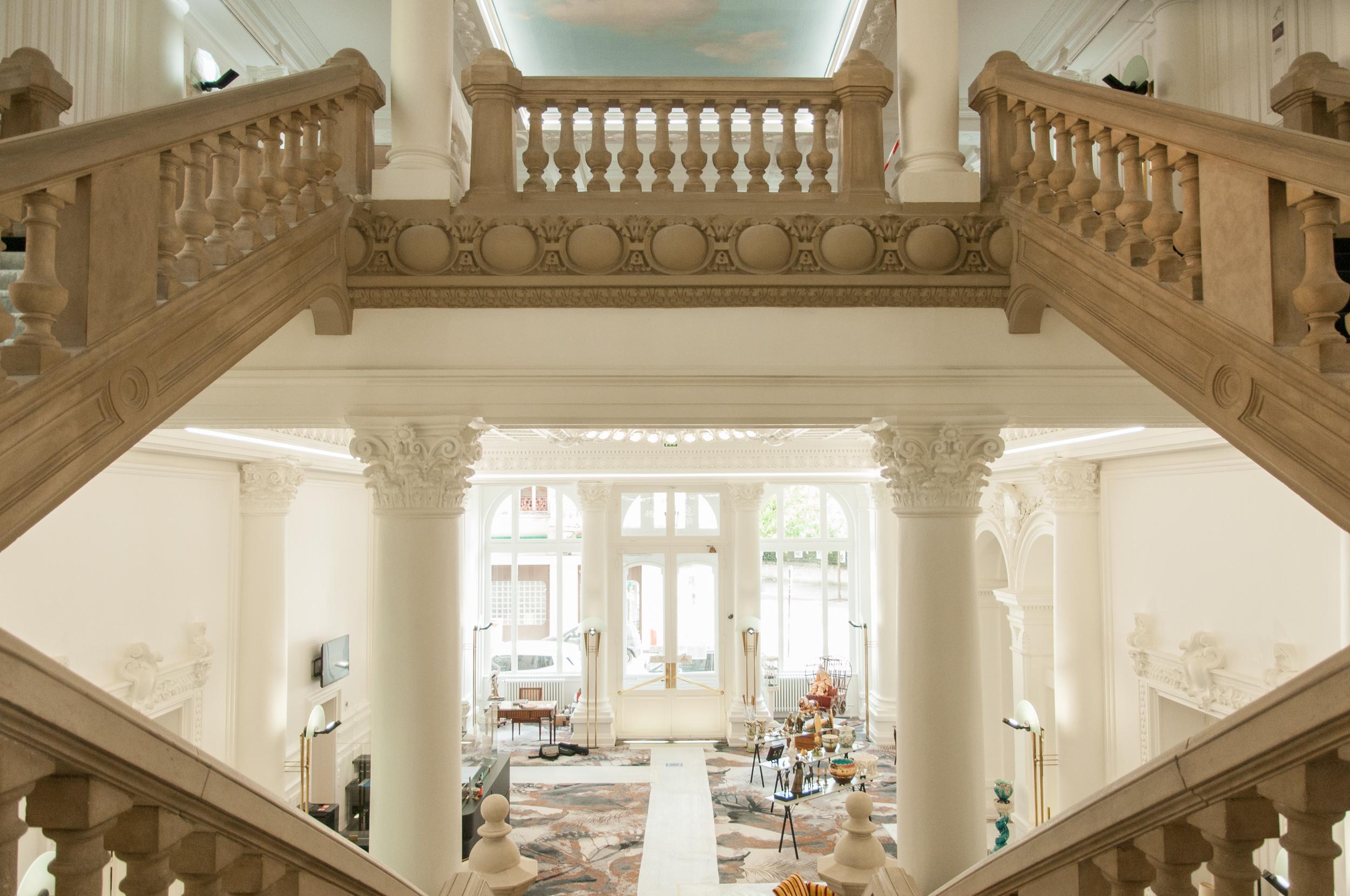 Grand hôtel tonneau d'or